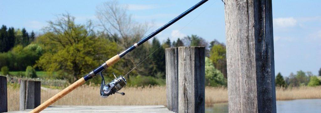 Matériaux fabrication canne à pêche