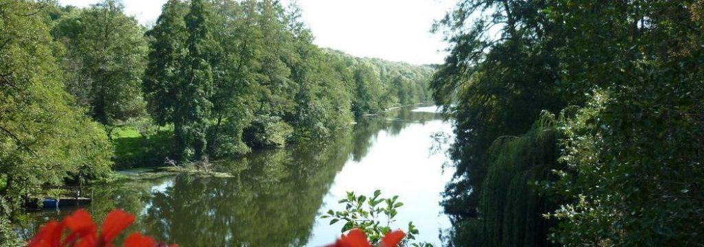 Parcours de pêche Pont du Coudray