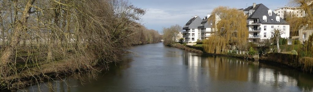 Parcours de pêche sur Caen