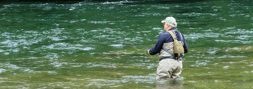Pêche à la mouche généralités