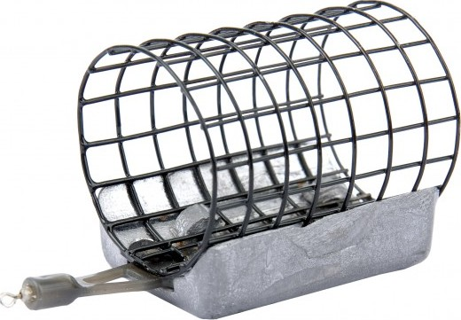 cage feeder métallique